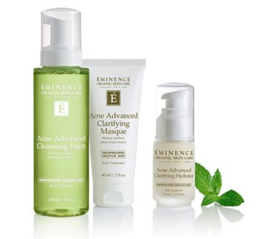 acne treatment, organic