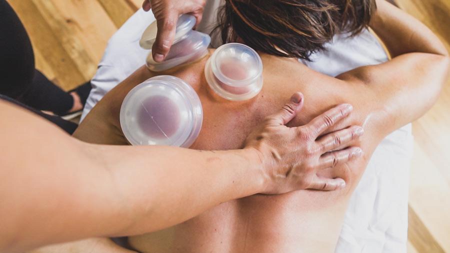 Dynamic Cupping Massage