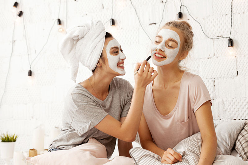 at home masques lime stimulating