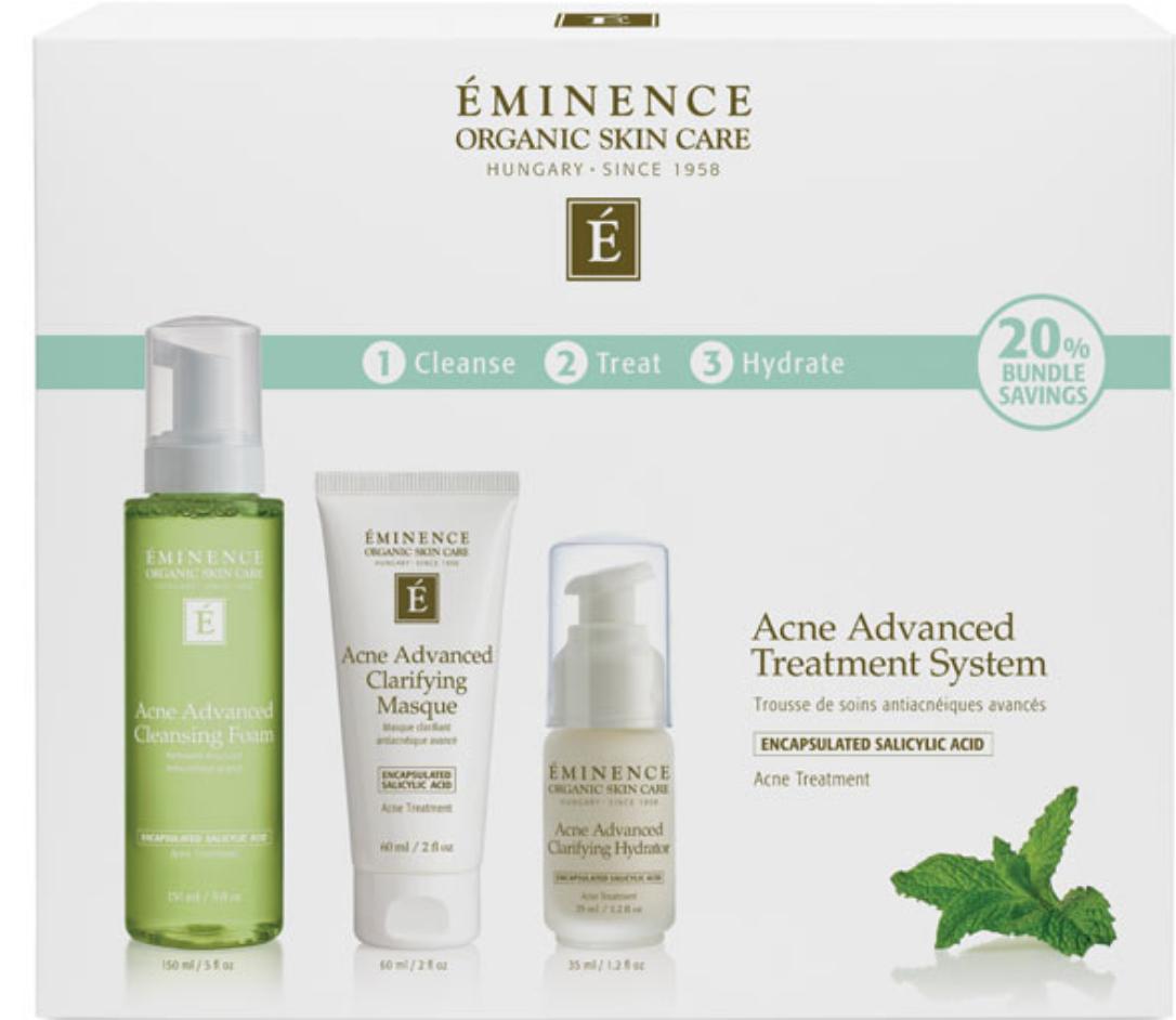 acne solution oily skin treatment