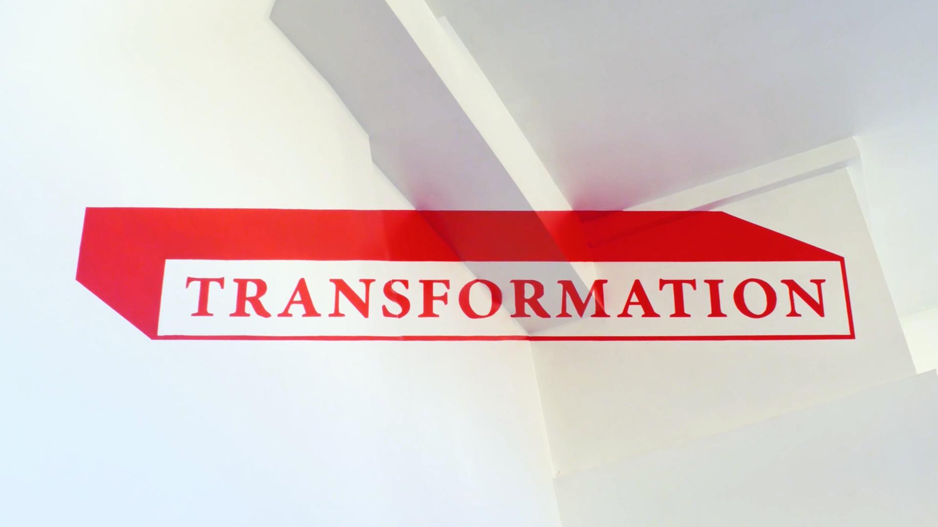 Anamorphic Type -- Transformation 2017