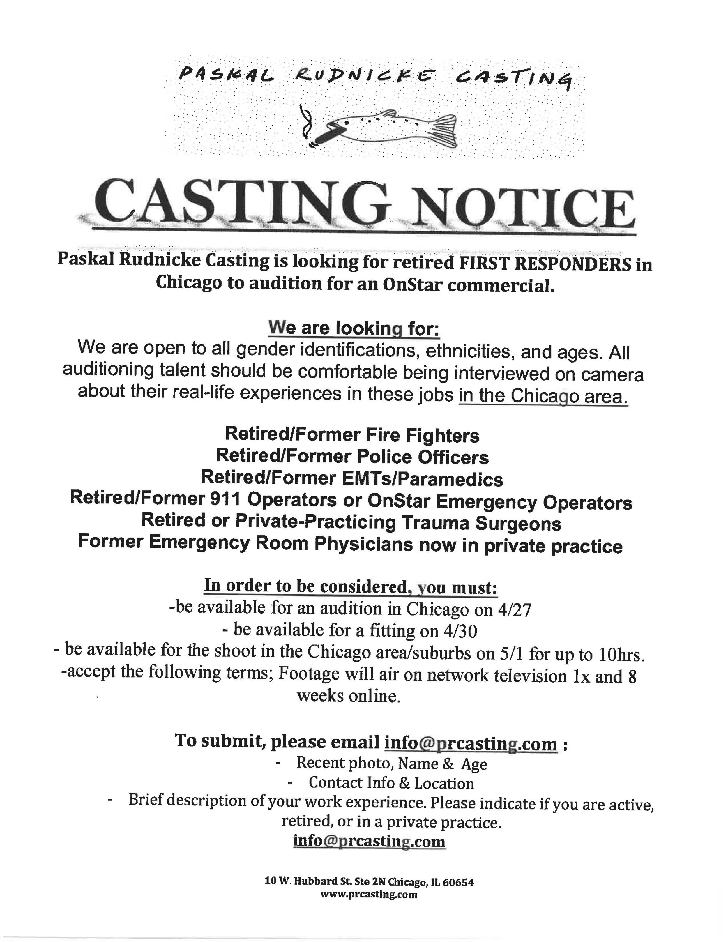 Casting Notice for Retired First Responders.jpg