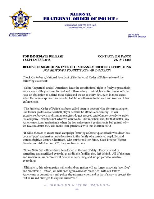 Fraternal Order of Police | Chicago, Lodge 7
