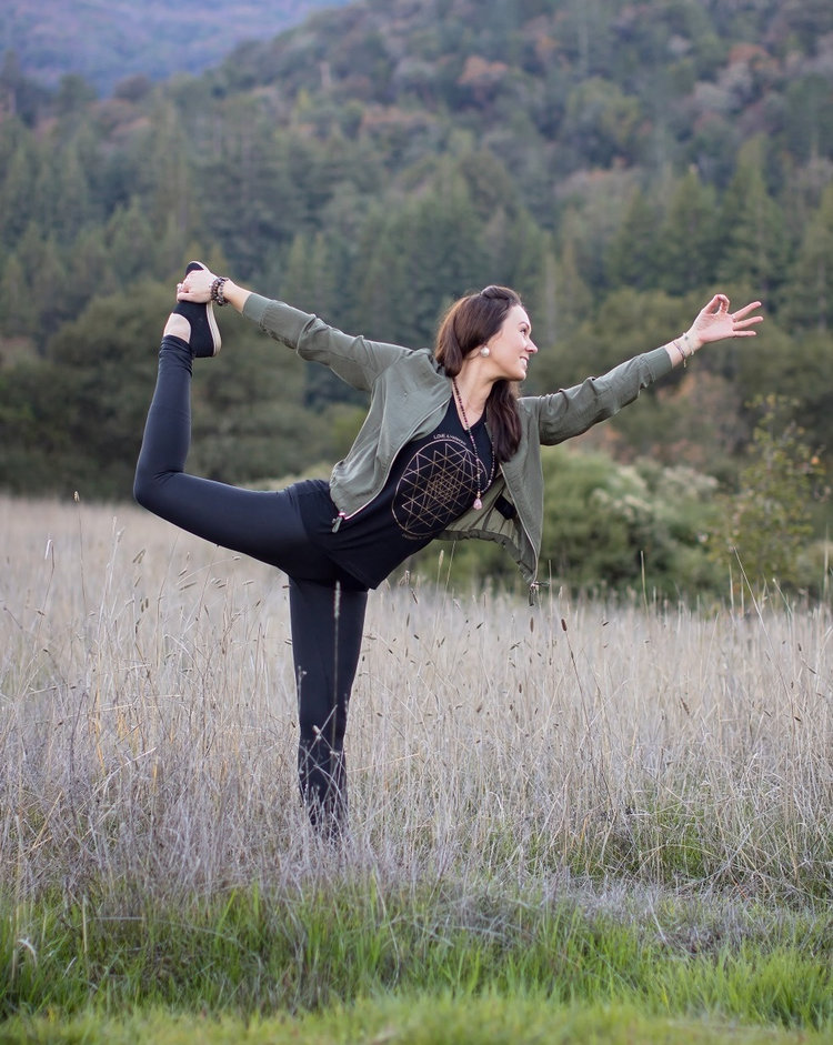 Yoga Collaborator, Melissa Beasley