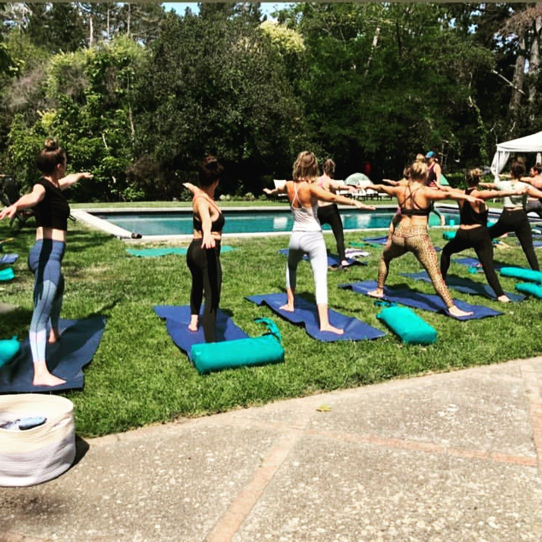 Contact us with your dream yoga class in mind, and we will work with you to make it a reality!