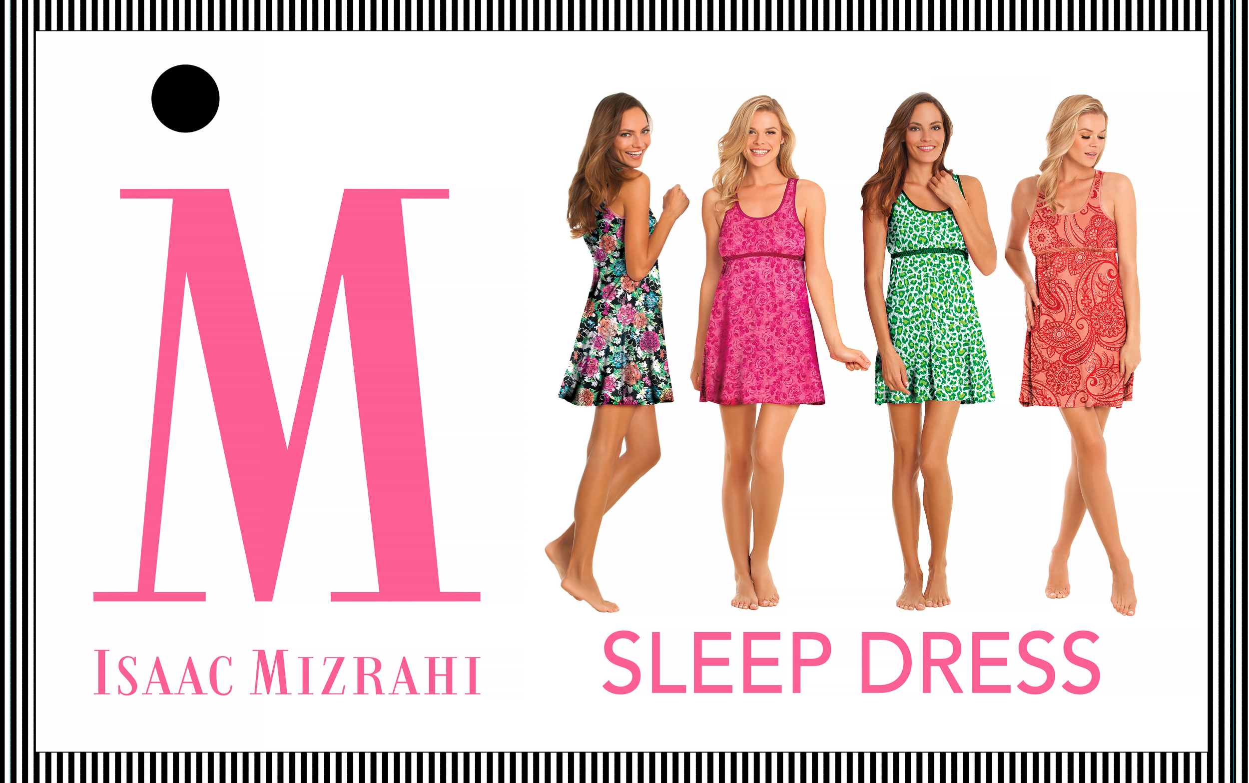 Isaac Mizrahi Sleep Dress