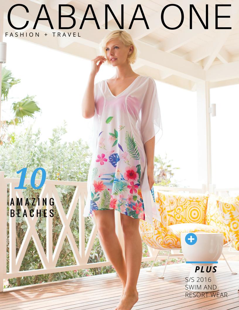 Cabana One Magazine