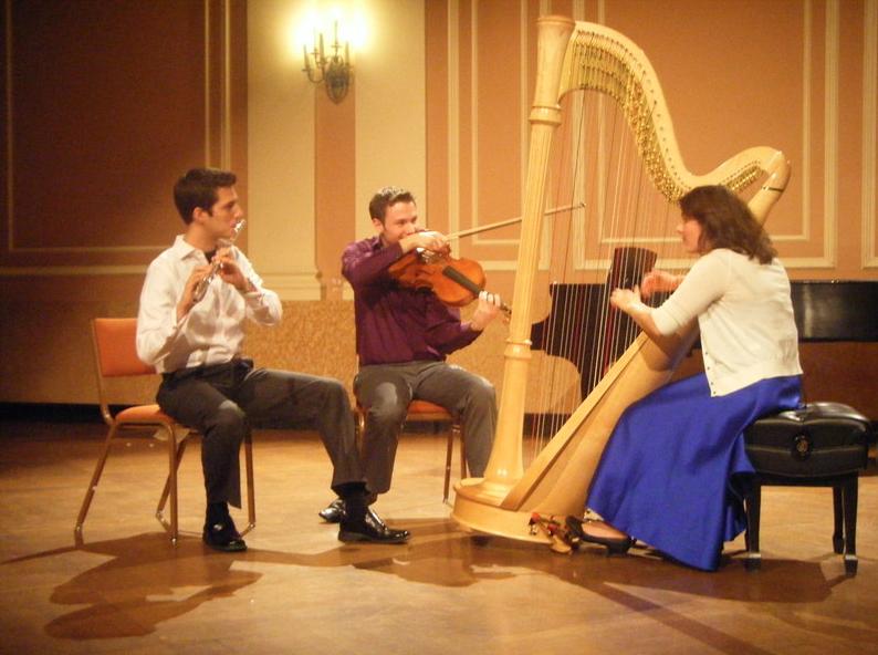 Debussy Sonata, New England Conservatory