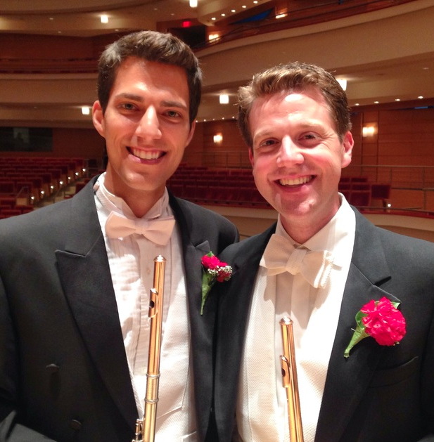 with Ben Smolen, Pacific Symphony