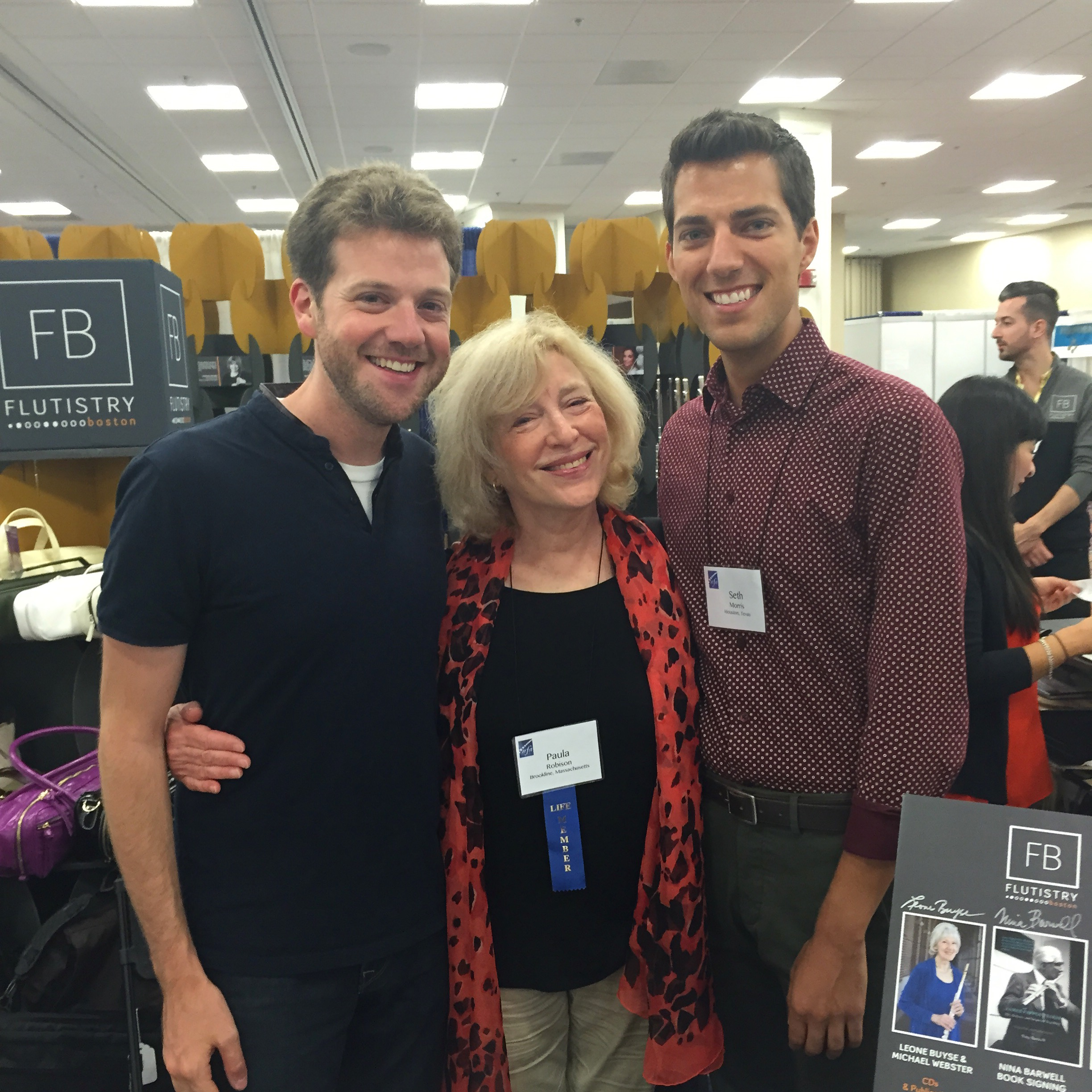 with Paula Robison, NFA 2015