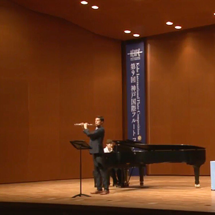9th Kobe International Flute Competition, 2017
