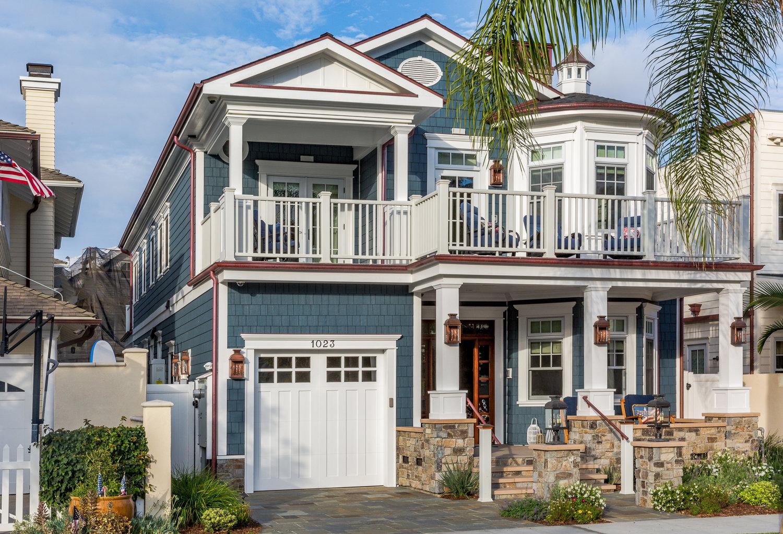 Coastal Blues Beach House