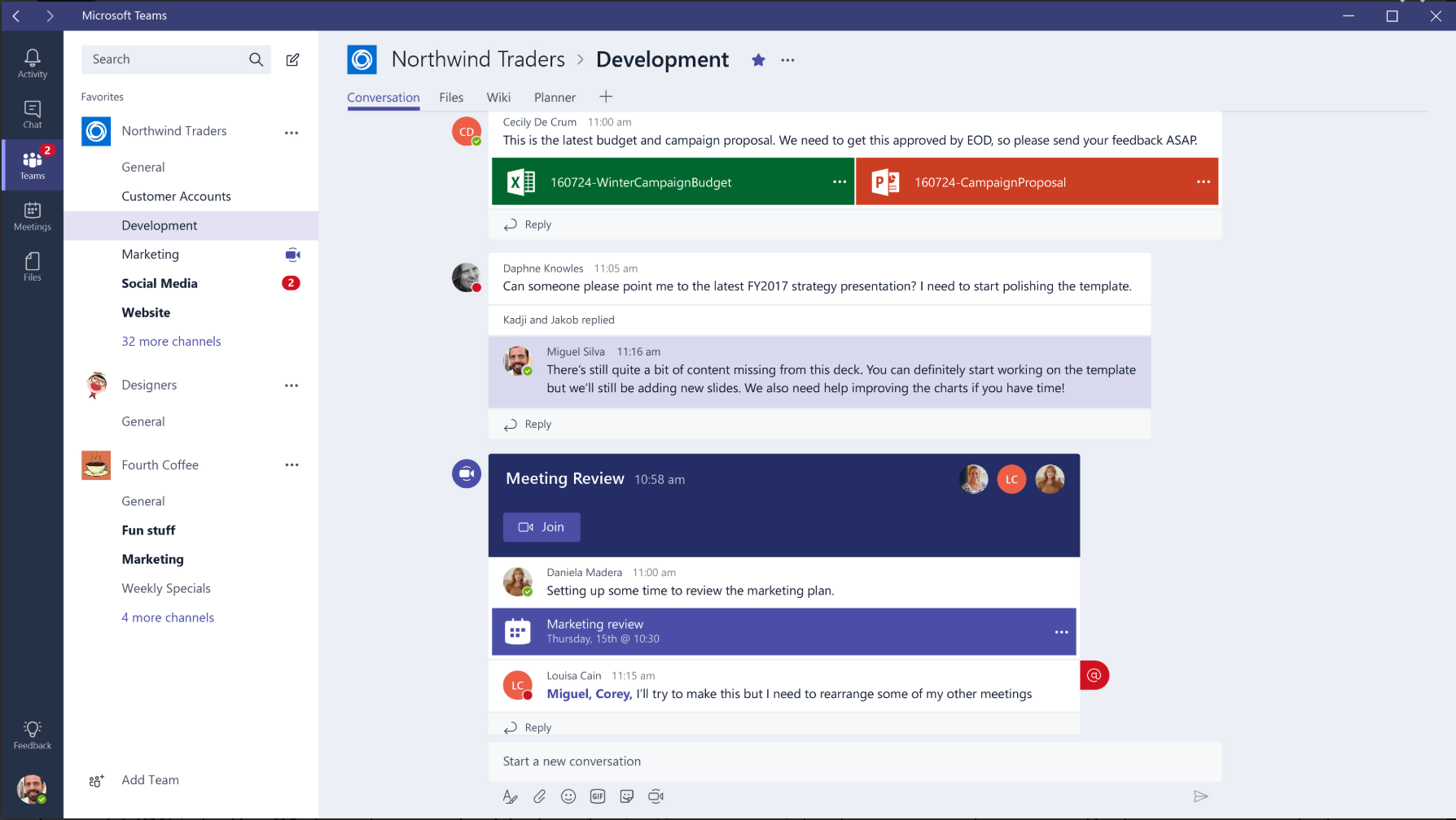 We UseMicrosoft Teams - Microsoft Teams is one of our preferred tools for HIPAA Compliant Video Remote Interpreting. Follow the link below to join and install it.Go To: Microsoft Teams NOTE: Make sure to sign a Business Associate Agreement (BAA) with Microsoft (Microsoft Teams, Office 365) before you store or transmit any Protected Health Information (PHI).Go To: Overview of Security and Compliance in Microsoft Teams**Microsoft Office 365 Required for Enterprise-Level Security & HIPAA Compliance.