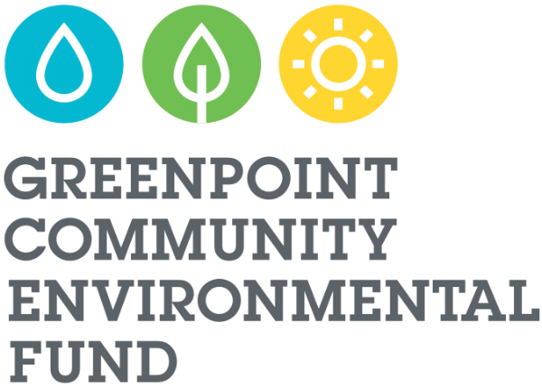 The  Greenpoint Community Environmental Fund  is a grant program created by the State of New York with monies obtained through a settlement with ExxonMobil over its Greenpoint oil spill. Their goal is to fund projects that will address the Greenpoint Community's environmental priorities. Recipients include:  Greening Greenpoint  and  Kingsland Wildflowers .