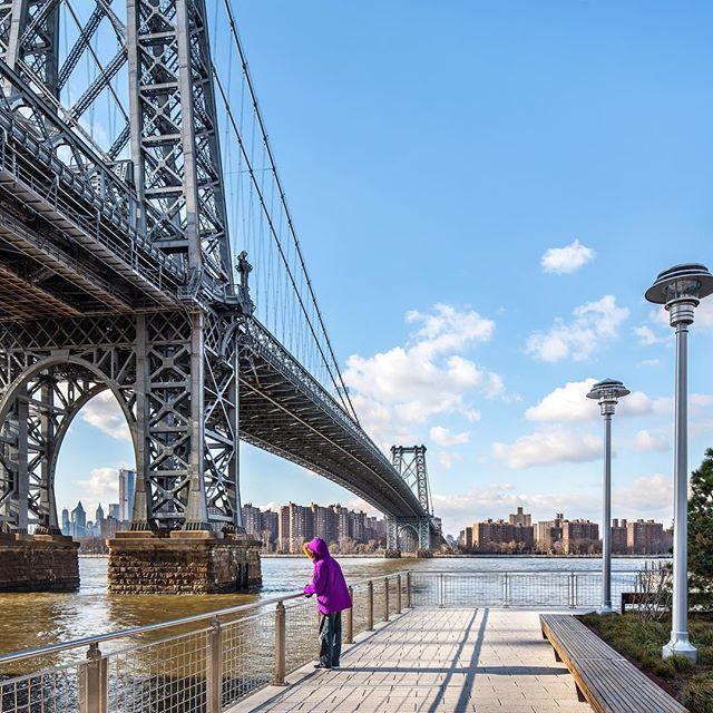 Domino Park Williamsburg Brooklyn NYC