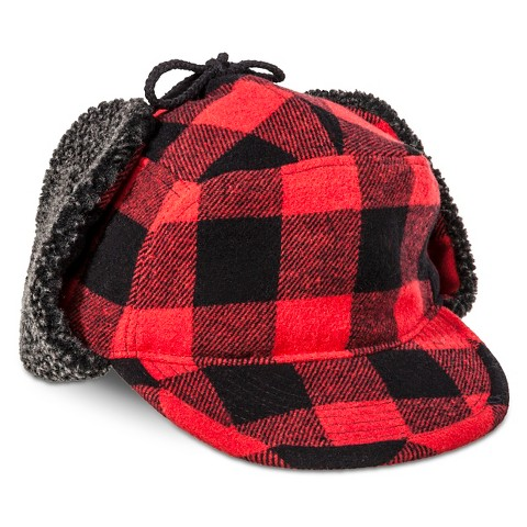 Plaid Hunter's Hat from  e4hats