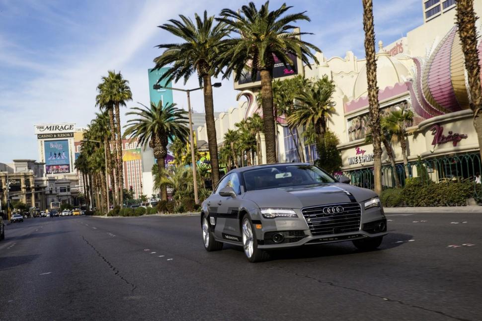 Audi A7 CES CleanClub