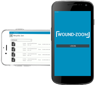 Mobile Wound Management Apple Android