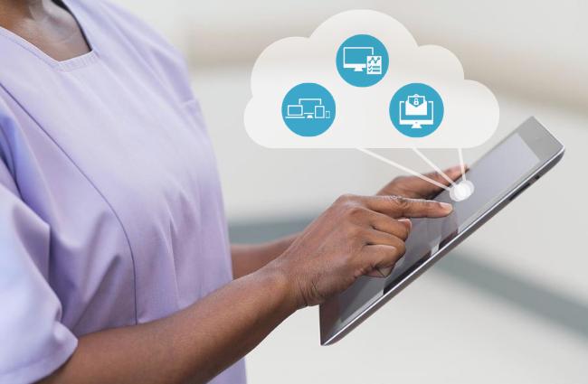 Mobile Wound Management Cloud