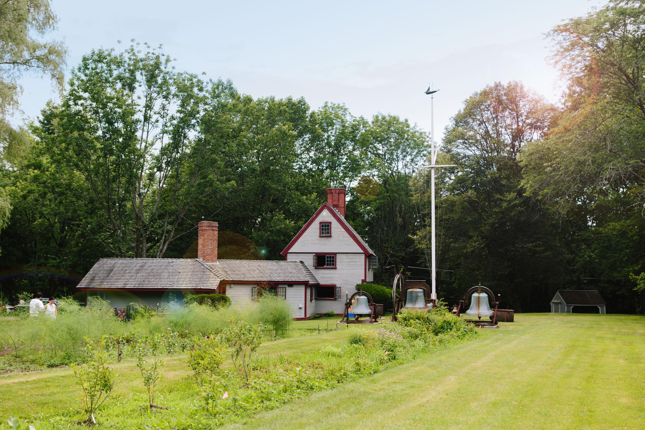 The Little House at Saltbox Farm
