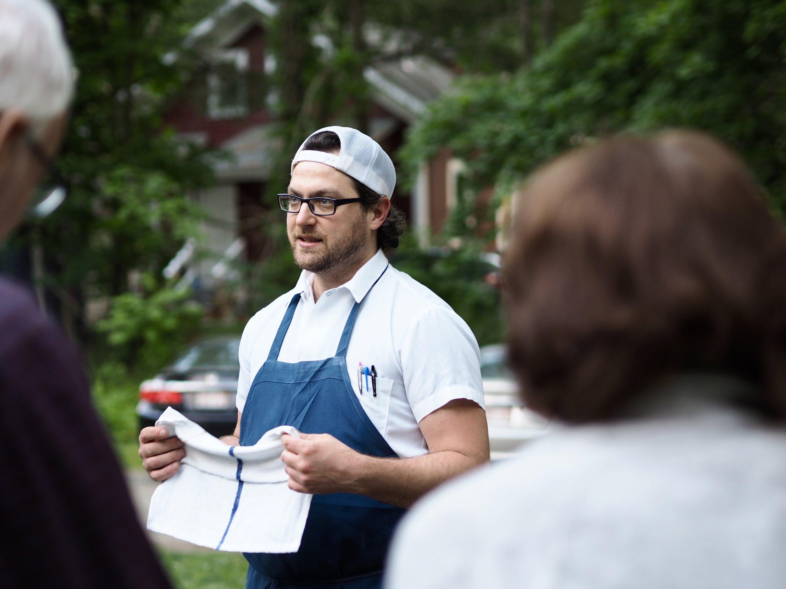 Chef Aaron Furmanek