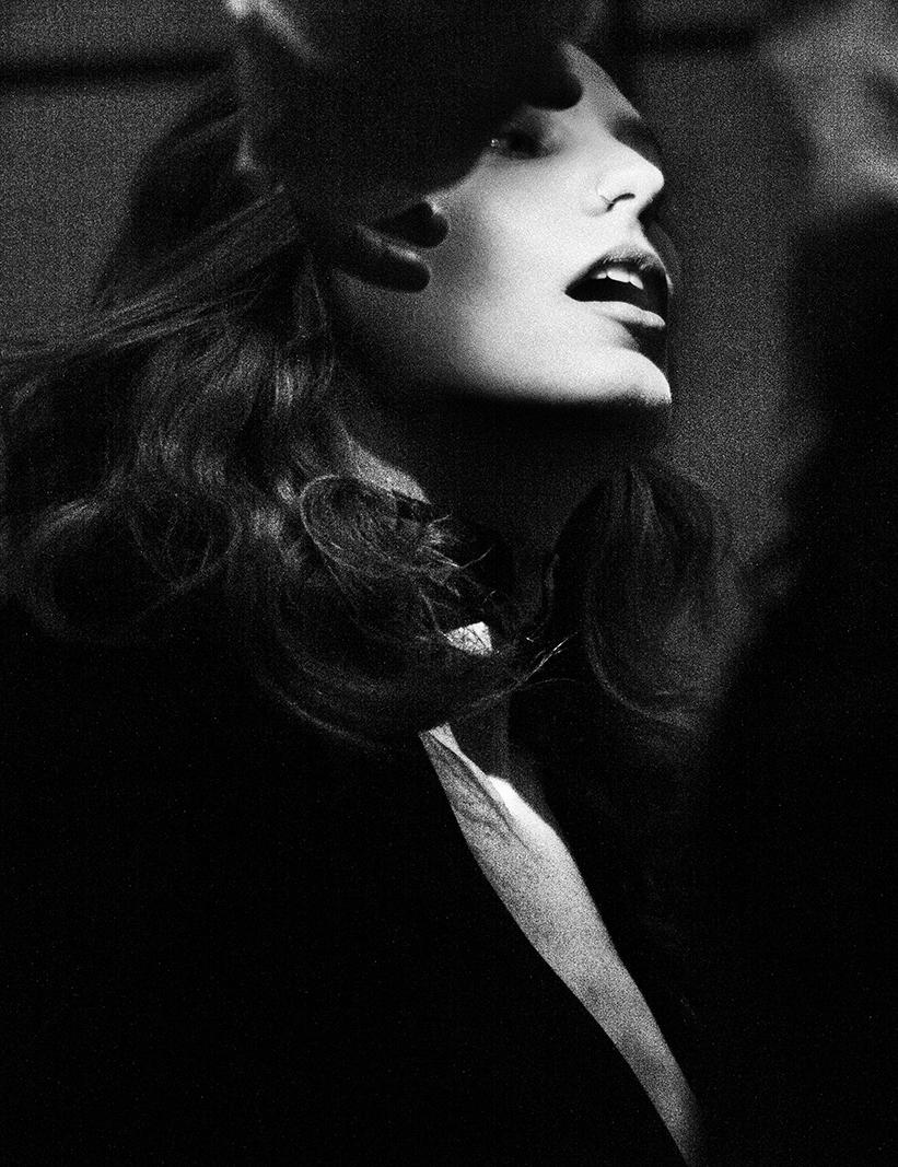 Daria Werbowy  Diane von Furstenberg Fall 2013 Campaign