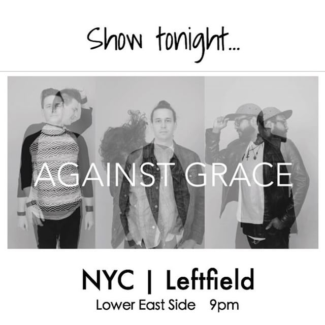 Tonight. NYC! We want to hear you SCREEEAM!