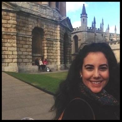 Maria Raquel Maio DPhil Student