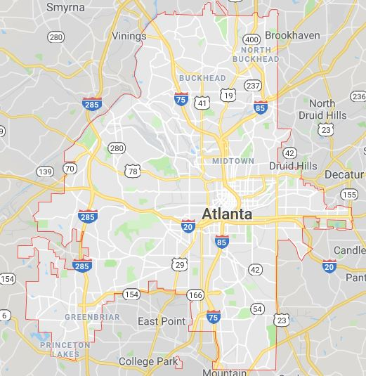 Atlanta, Fulton County