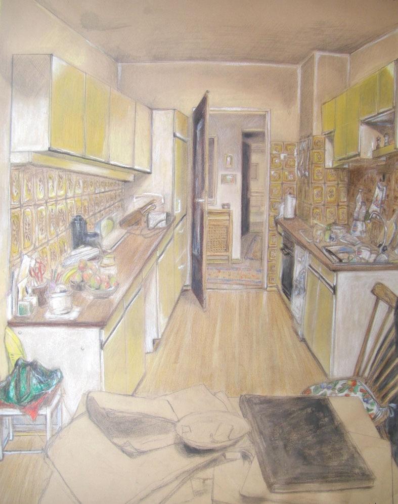 Teschnergasse Kitchen