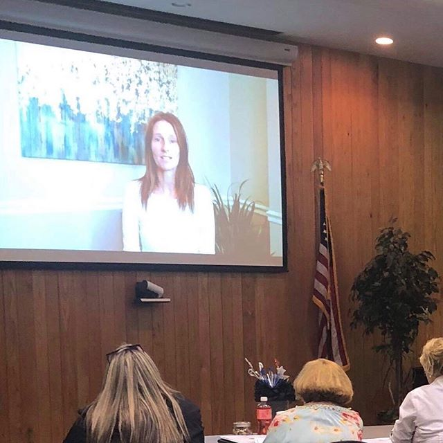 So grateful to be asked to teach wellness tools to state employees and contractors  working in the department of corrections. ⠀ ⠀ Thank you @larayneevans for inviting me!