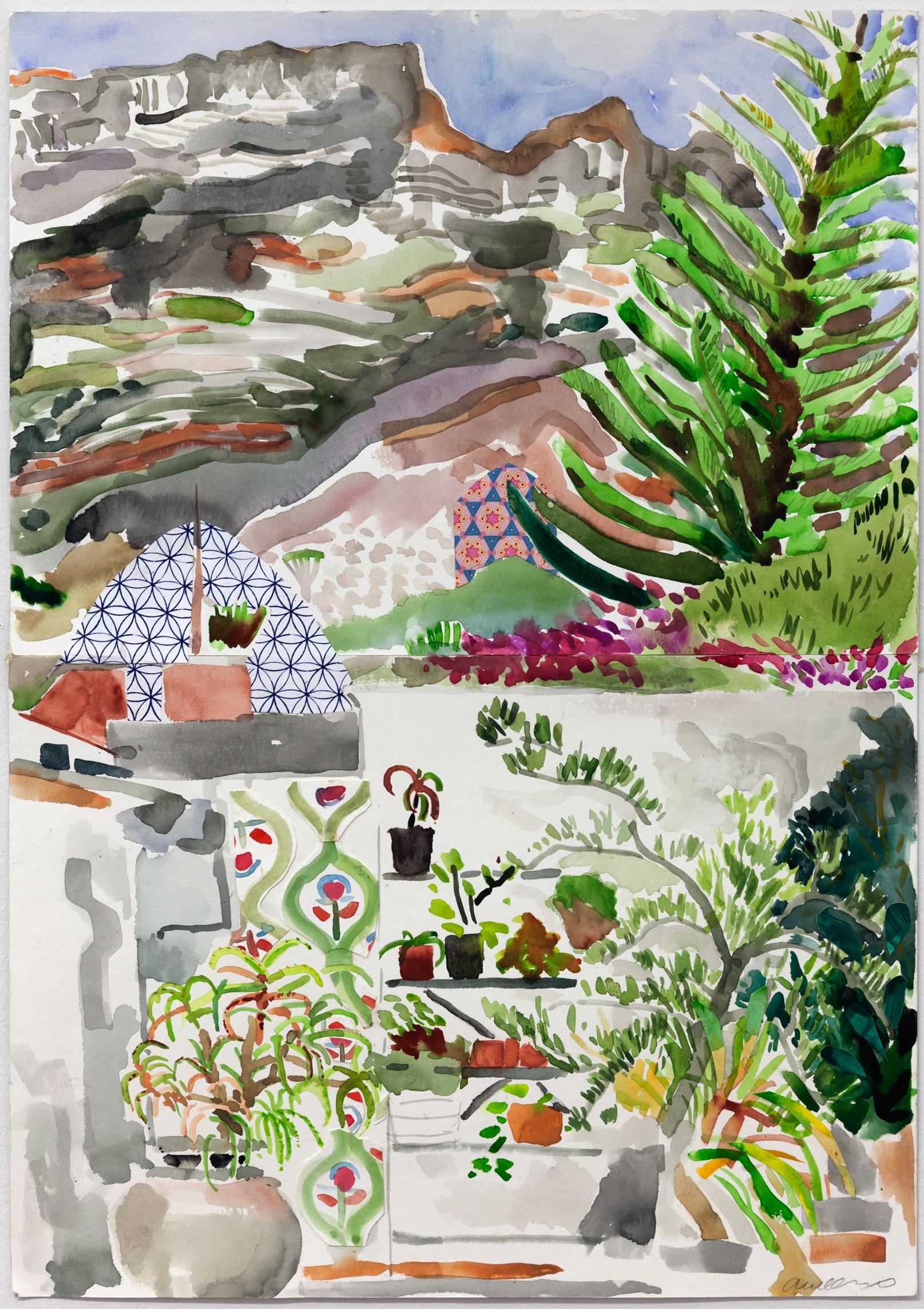 Table Mountain Garden