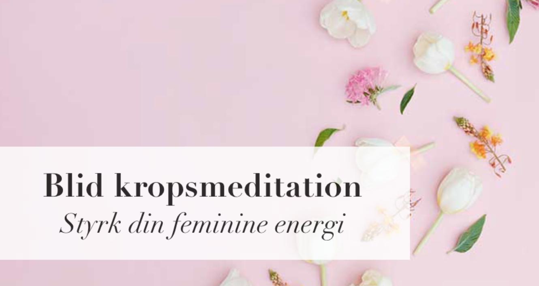 meditationfemininenergi