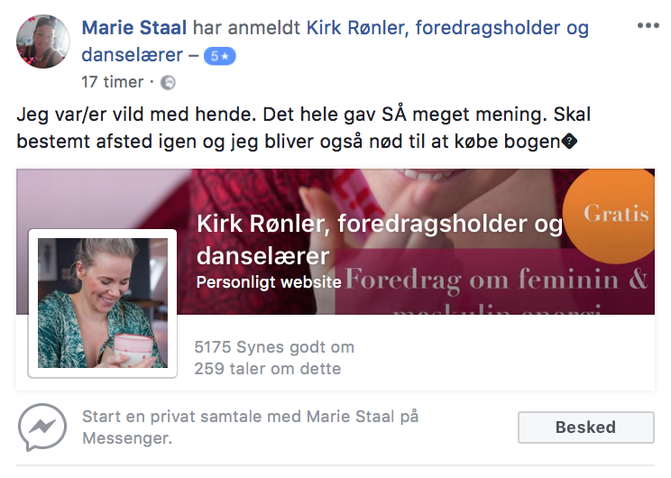 Er det ok at starte dating igen