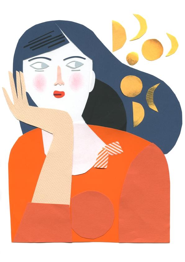 Brigitte Dossier about menopause