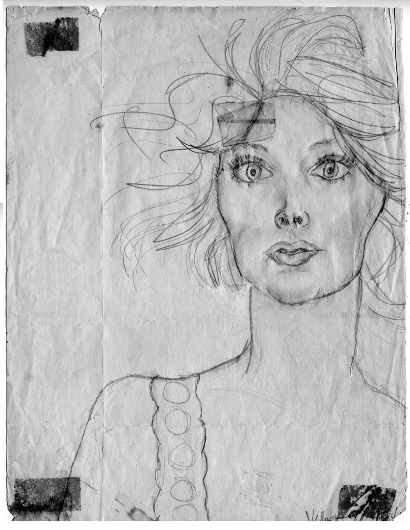 Portrait of Gayle