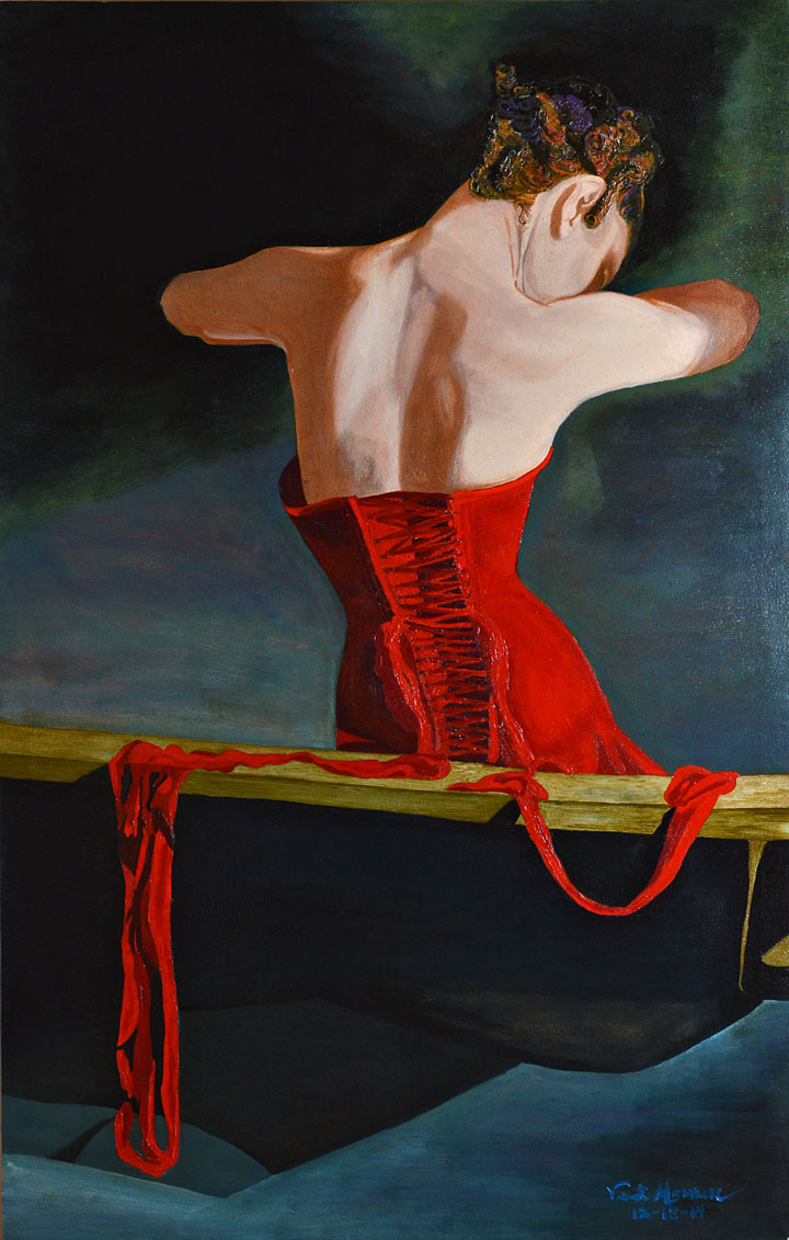 """The Red Corset"""