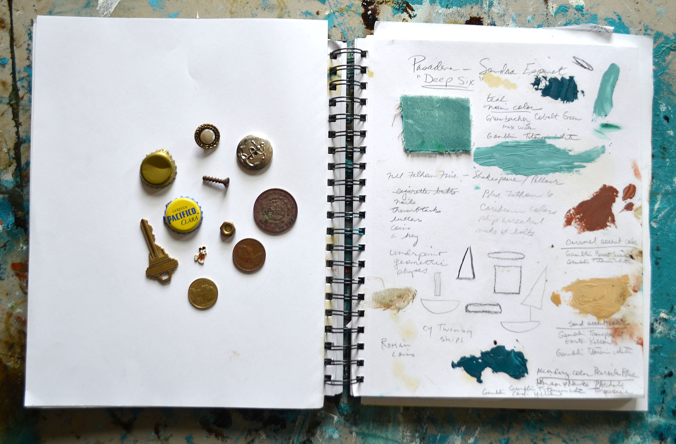 Sketchbook designs for SE Design Services Pasedena project created by Velvet Marshall.  copyright © 2014 Velvet Marshall all rights reserved
