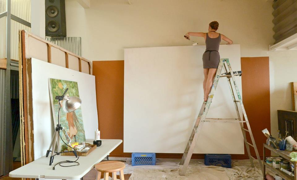 Art Without Boundaries Exhibit  Velvet Marshall Featured Artist   Feb 2015