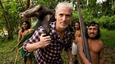 Episode 1 - Anaconda People of the Amazon