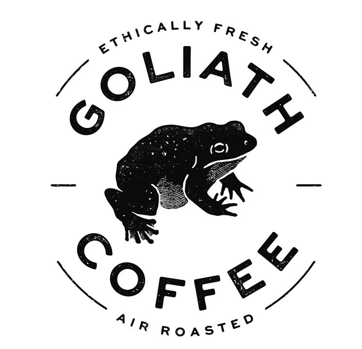 Goliath Coffee 's logo