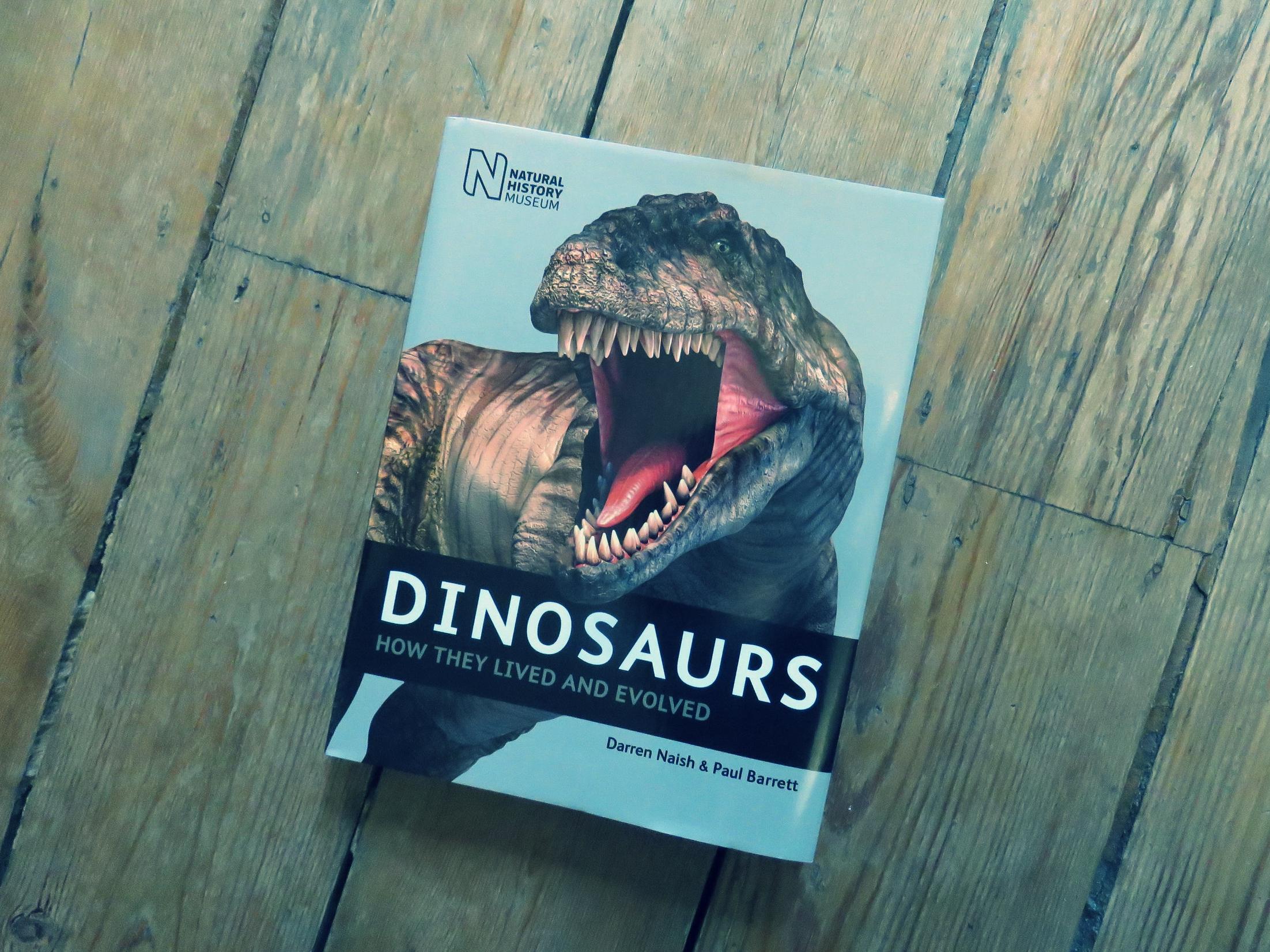 My copy of Darren's book