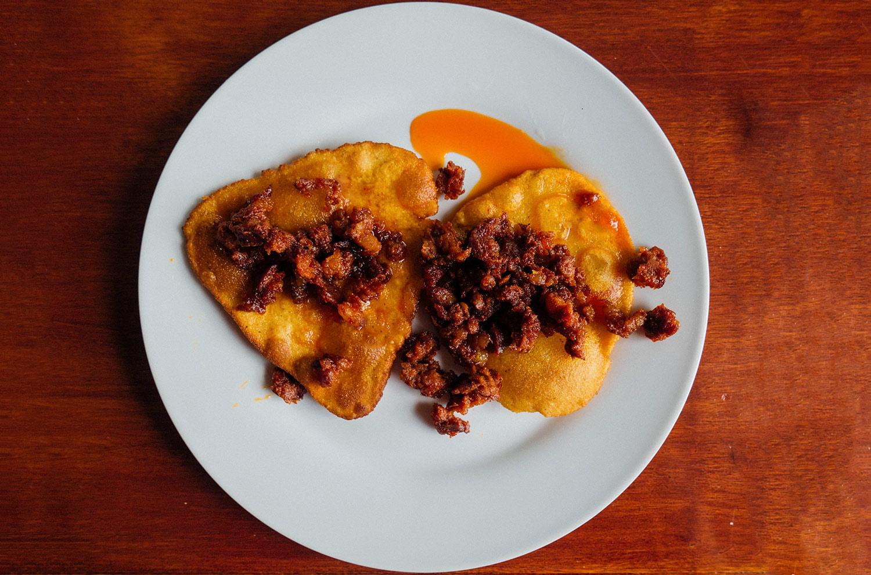 RECETAS | Tortos con Picadillo