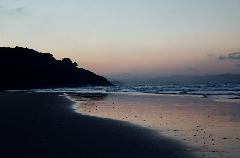 Playa de Vega, Asturias © Monica R Goya