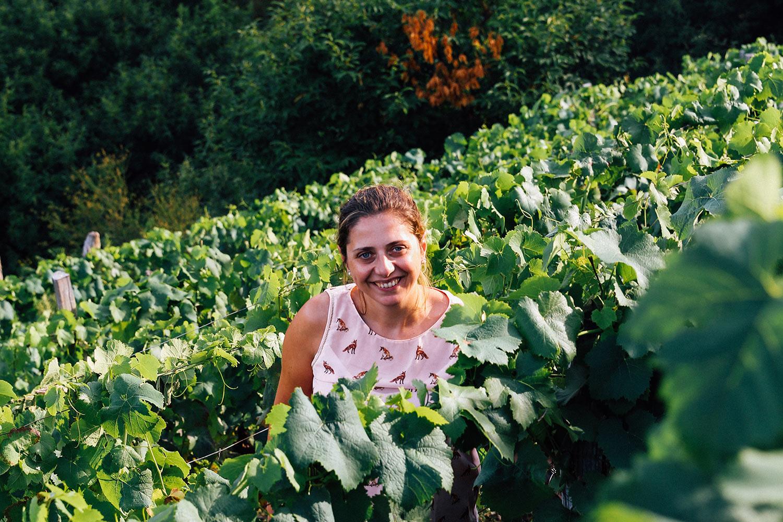 Beatriz Pérez | Cangas wine PDO