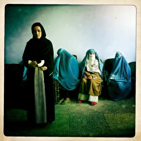 Figure 2: iAfghanistan (Ben Lowy)