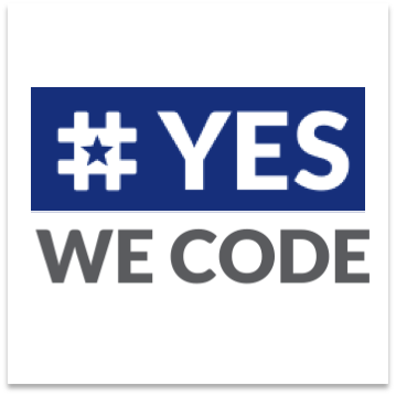 <strong>#Yes We Code<span>Strategy and Marketing</span></strong>