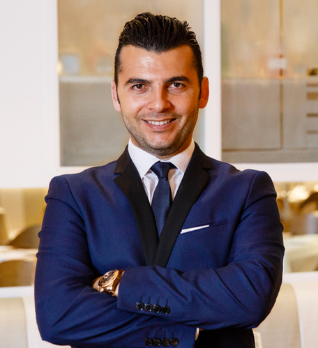 LUCA DI FALCO  MANAGING PARTNER