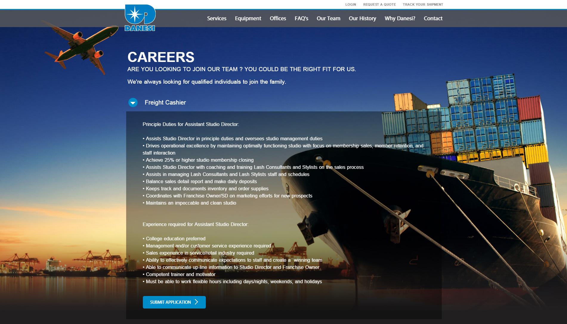 Danesi-Careers