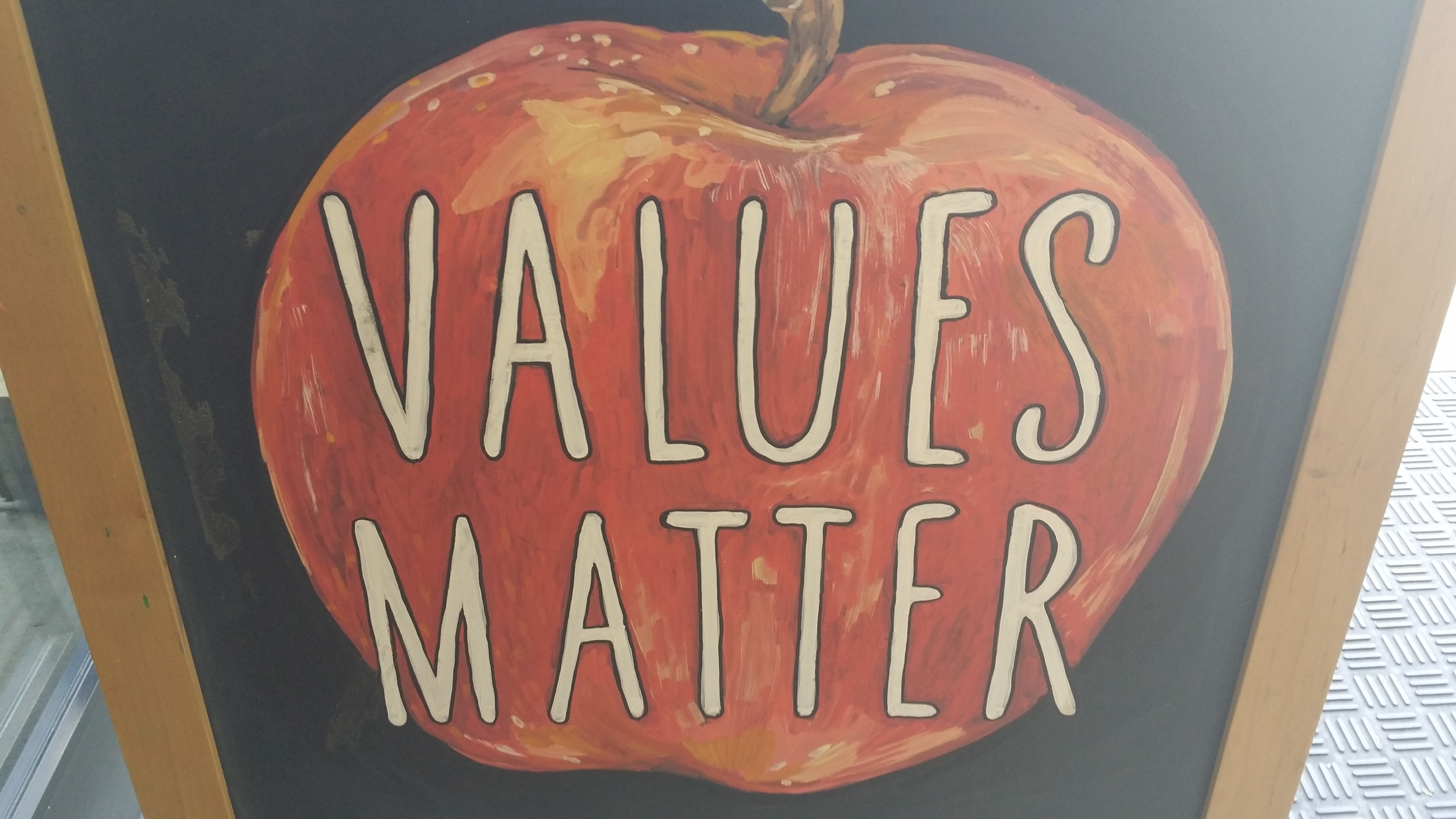 values matter erica gerald mason